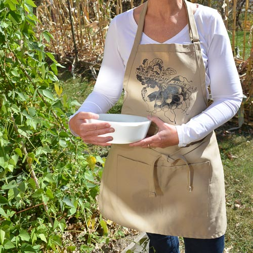 Seed Savers Apron