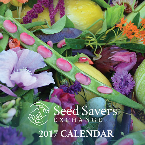Seed Savers Exchange 2017 Calendar