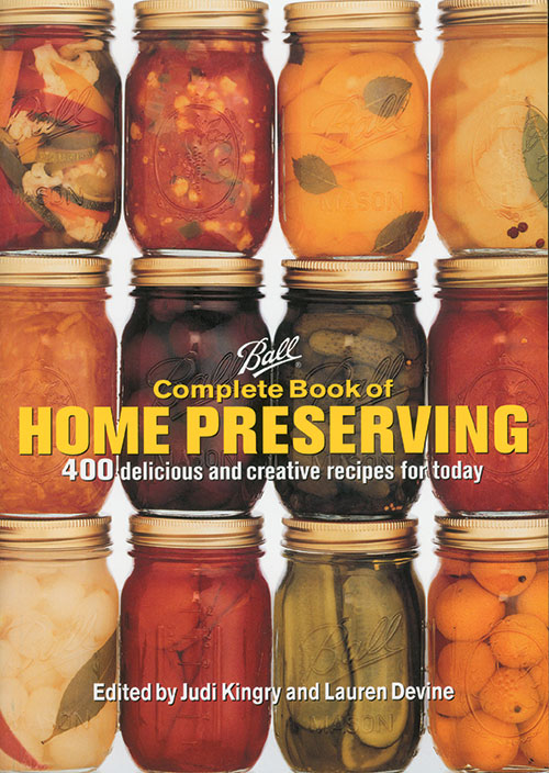 Complete Book Of Home Preserving (B