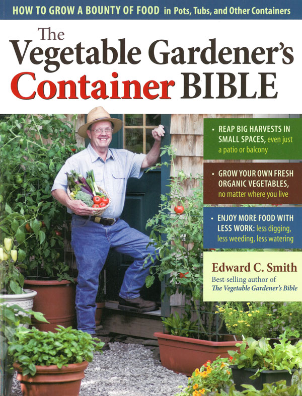 Vegetable Gardener's Container Bibl