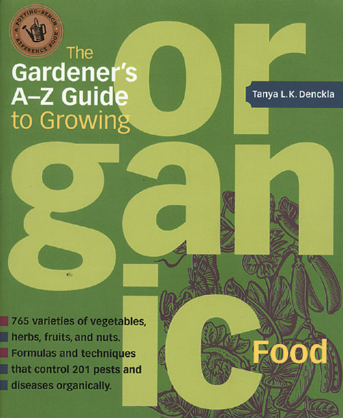 The Gardener's A-Z Guide to Growing