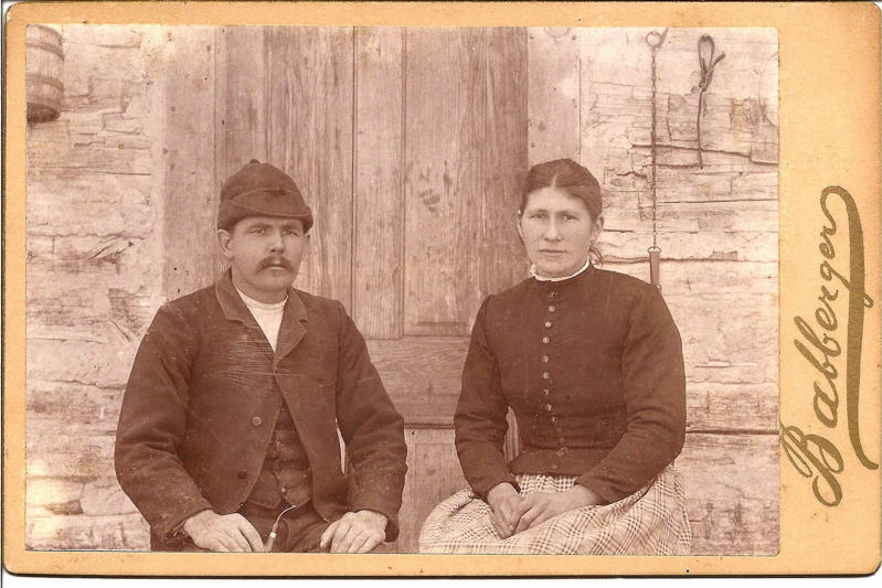 Wagner's great grandparents