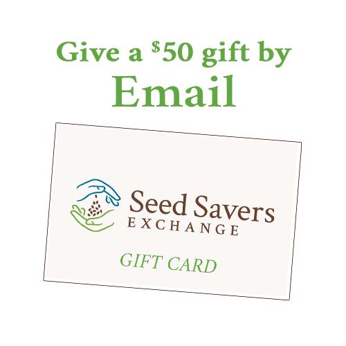 Online e-Card $50