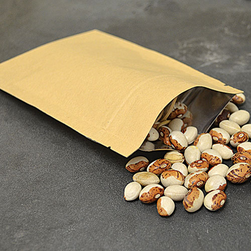 Heat Sealing Foil Seed Packets