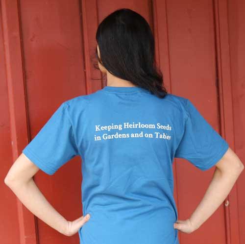 Short-sleeved T-shirt - Galaxy Blue