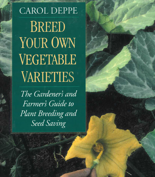 Breed Your Own Vegetables