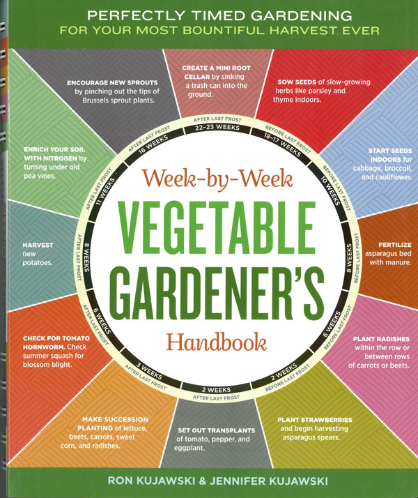 Week-By-Week Vegetable Gardener's H