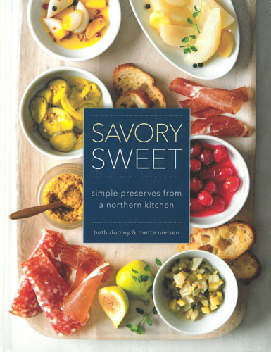Book: Savory Sweet