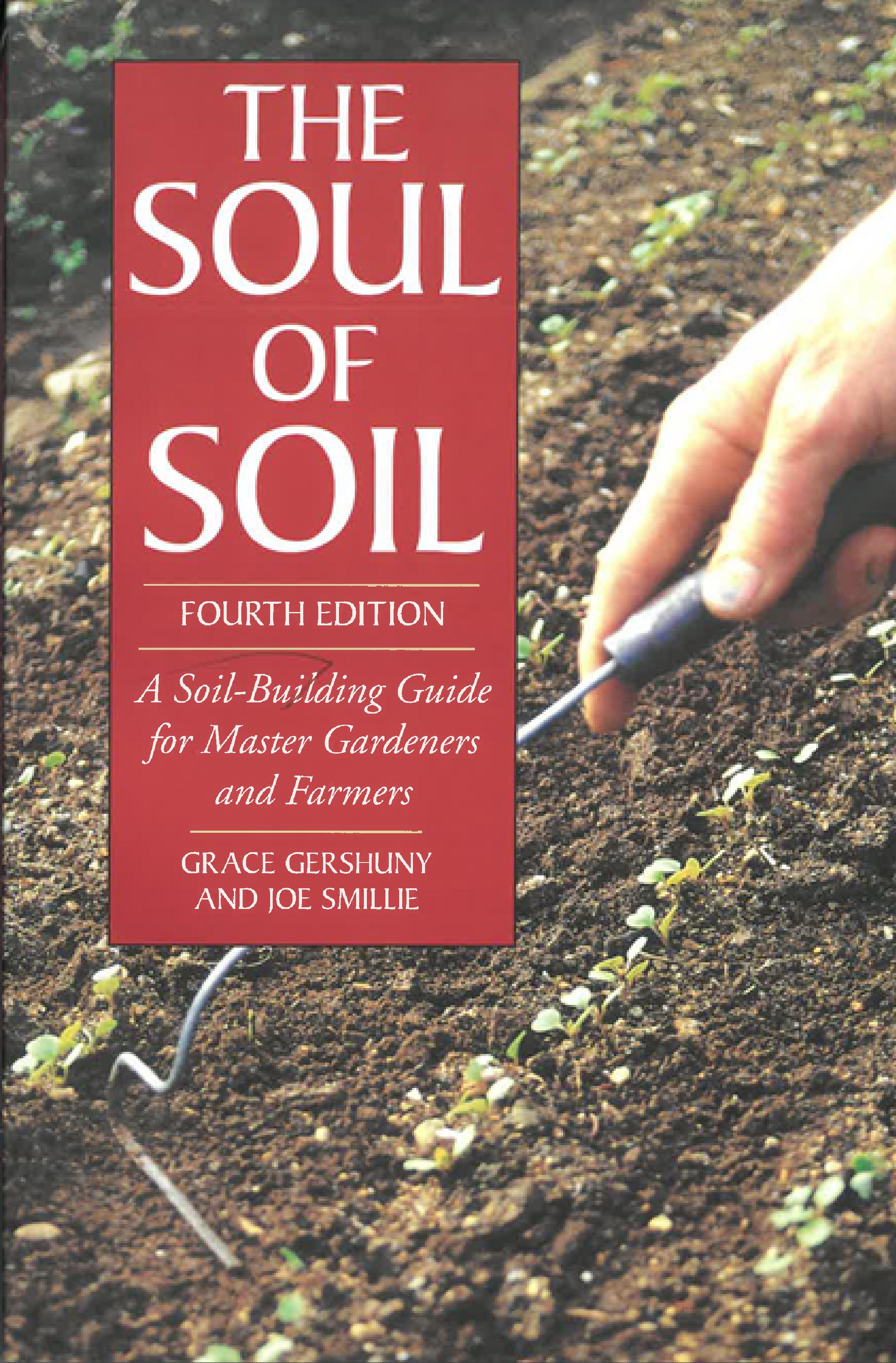 The Soul of Soil: A Soil-Building G